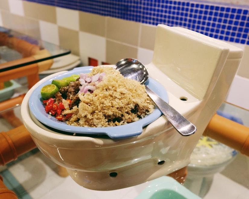 Boracay Toilet Restaurant