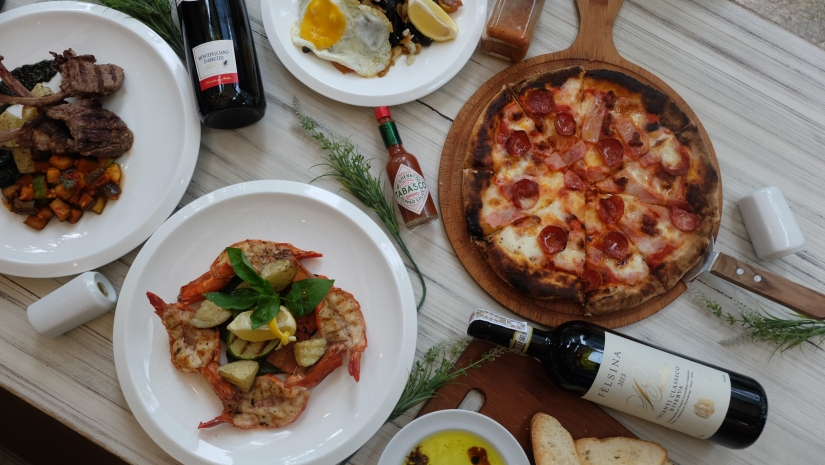 Trattoria La Piazzetta: Italian Dining inMakati